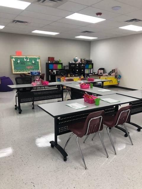 Open Door Classroom